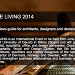 Induo en el Basque Living Bordeaux 2014.