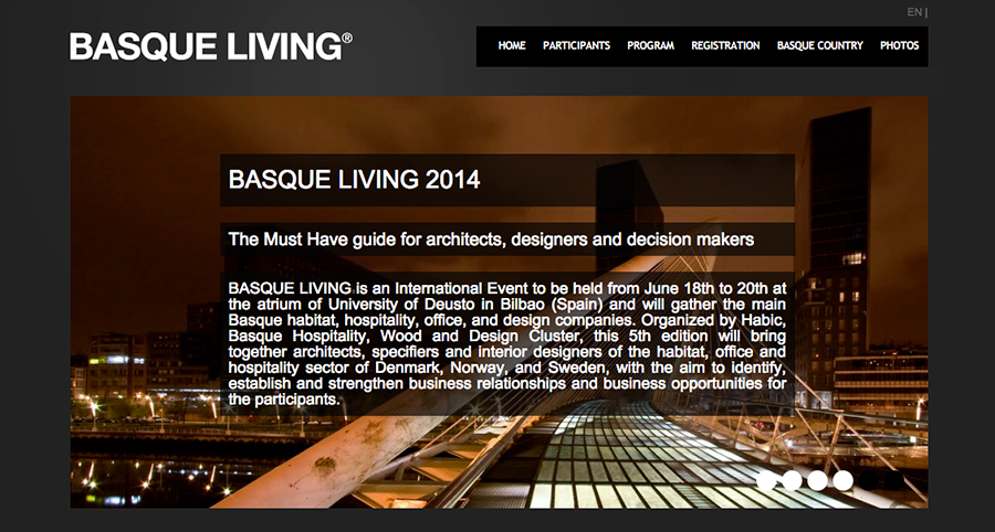 web basque living 2014