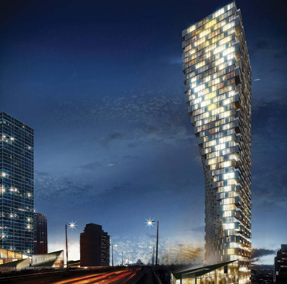 Vancouver Hous e in Canada, de BIG Bjarke Ingells Group
